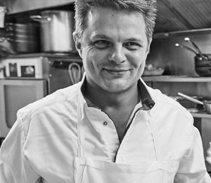 le chef Wim - Restaurant Bistrot - Comme chez maman - Paris