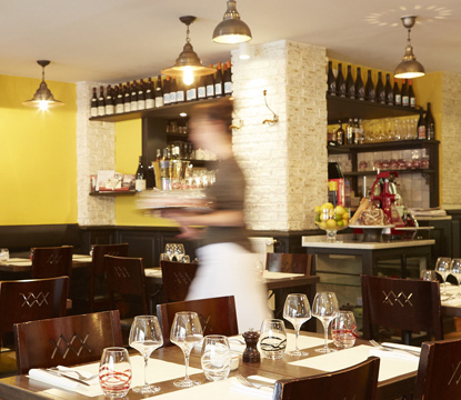 "Restaurant Bistrot ""Comme chez Maman"""