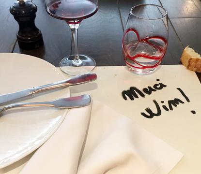 """Les témoignages des clients du restaurant bistrot """"Comme chez maman"""""""